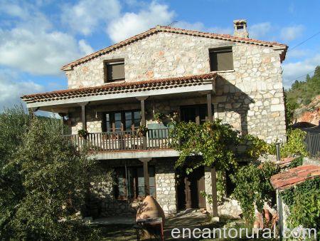 Casa Checa, alojamiento rural en Cuenca