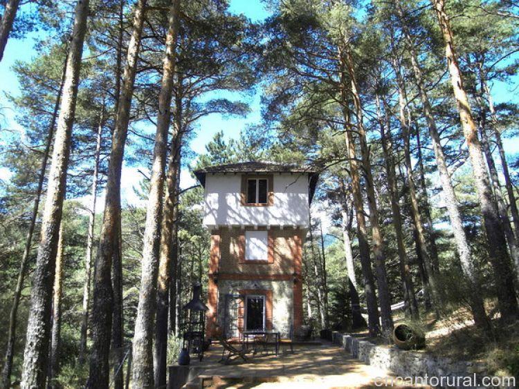 La Torre de Cercedilla - Casa rural en Madrid