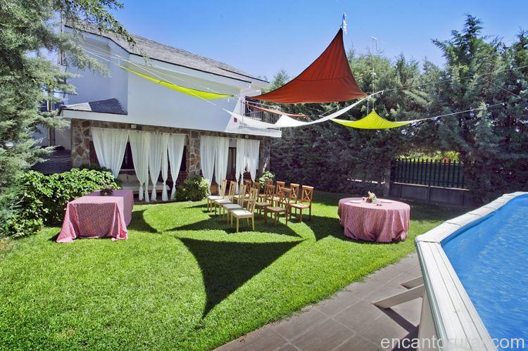 Casa rural villa del monte casa rural en toledo for Casa rural jardin del desierto tabernas